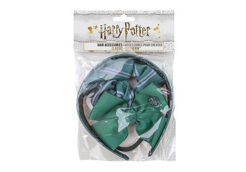 Gadżety do włosów Harry Potter - Slytherin