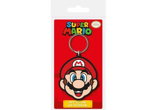Brelok gumowy Nintendo - Super Mario