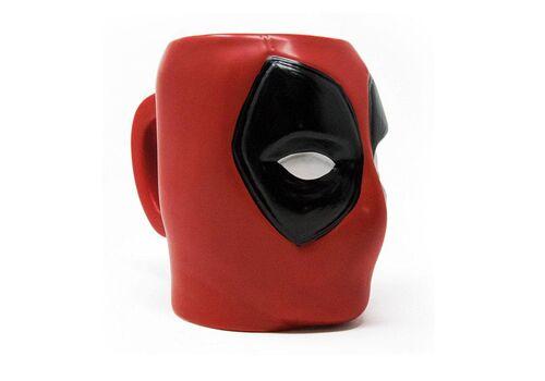 Kubek ceramiczny Marvel 3D - Deadpool