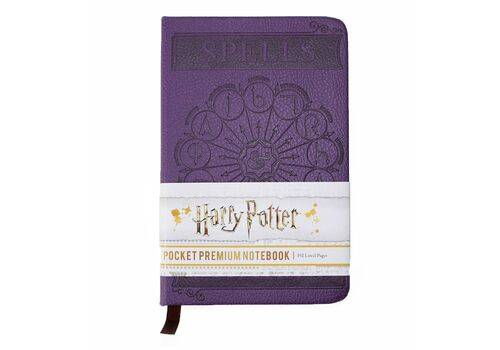 Notes premium A6 Harry Potter - Spells & Charms