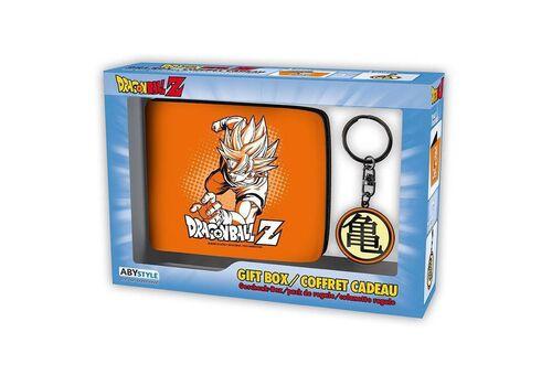 Zestaw Portfel + Breloczek Dragon Ball Z - Goku
