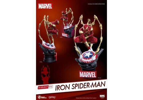 Figurka Marvel D-Select - Iron Spider-Man