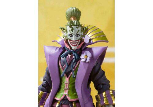Figurka Batman Ninja S.H. Figuarts - Joker Demon King of the Sixth Heaven