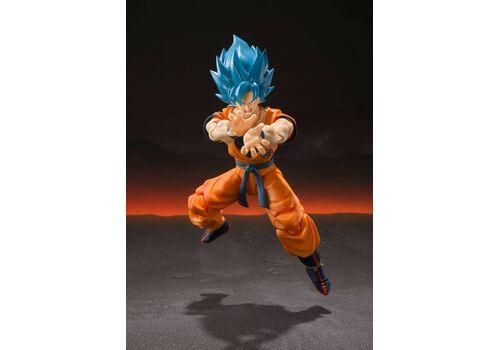 Figurka Dragon Ball Super Broly S.H. Figuarts - Super Saiyan God Super Saiyan Goku Super