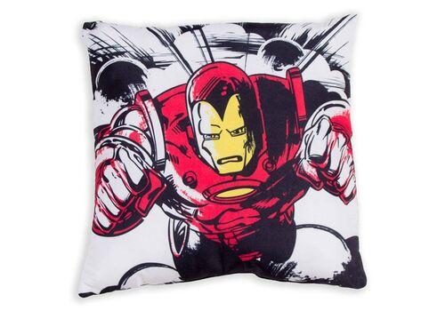 Poduszka Marvel - Iron Man & Hulk 40 x 40 cm