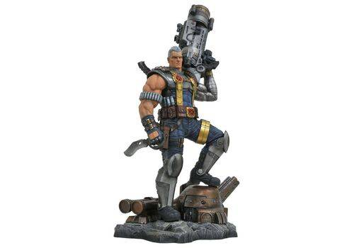 Figurka Marvel Premier Collection - Cable