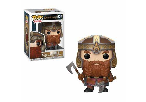 Figurka Lord of the Rings POP! - Gimli