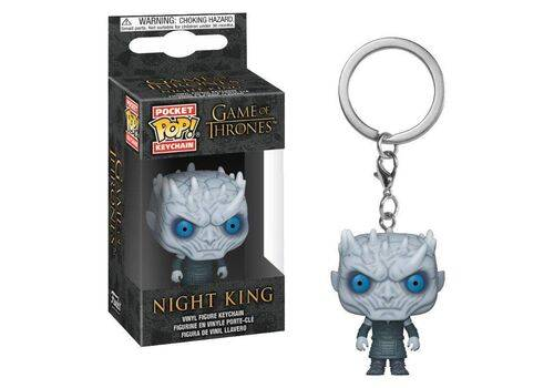 Brelok Gra o Tron POP! - Night King