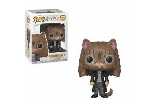Figurka Harry Potter POP! - Hermiona jako Kot