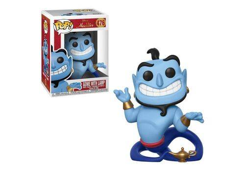 Figurka Aladyn POP! - Genie with Lamp