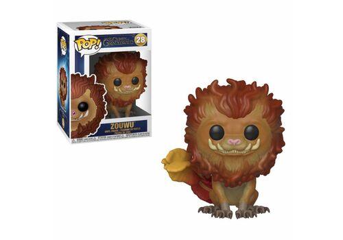 Figurka Fantastyczne zwierzęta 2 POP! - Zouwu, zdjęcie 1