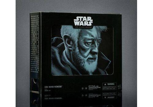 Figurka Star Wars Black Series - Obi-Wan Kenobi Exclusive, zdjęcie 3