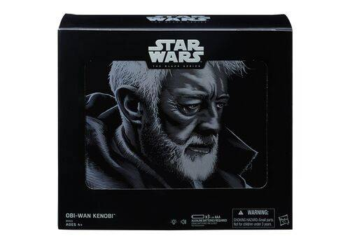 Figurka Star Wars Black Series - Obi-Wan Kenobi Exclusive, zdjęcie 4