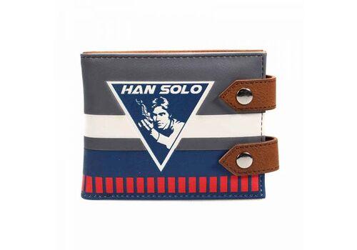 Portfel Star Wars - Han Solo (Zatrzaski)