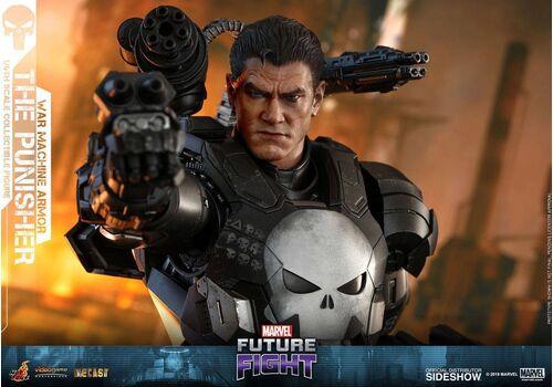 Figurka Marvel Future Fight Video Game Masterpiece 1/6 The Punisher War Machine Armor