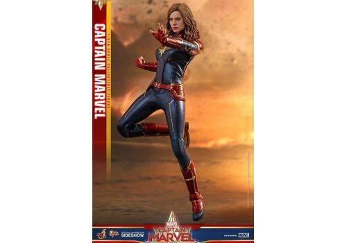 Figurka Captain Marvel Movie Masterpiece 1/6Figurka Captain Marvel Movie Masterpiece 1/6