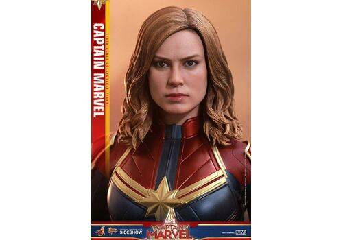 Figurka Captain Marvel Movie Masterpiece 1/6