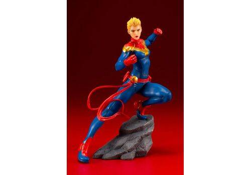 Figurka Marvel ARTFX+ 1/10 Captain Marvel (Avengers Series)