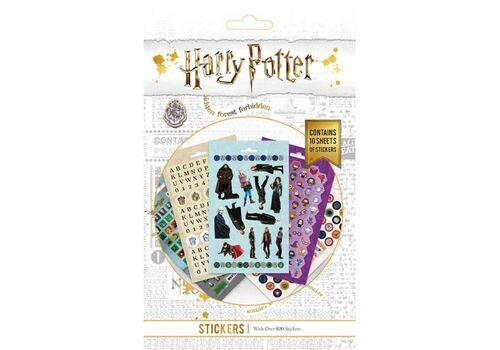 Naklejki Harry Potter (800 szt.)