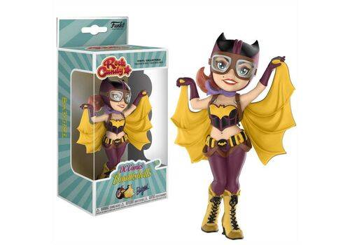 Figurka DC Bombshells Rock Candy - Batgirl