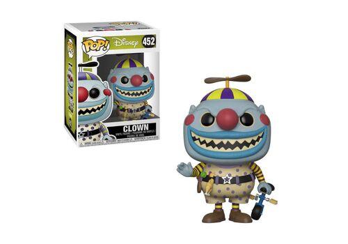 Figurka Nightmare before Christmas POP! - Clown