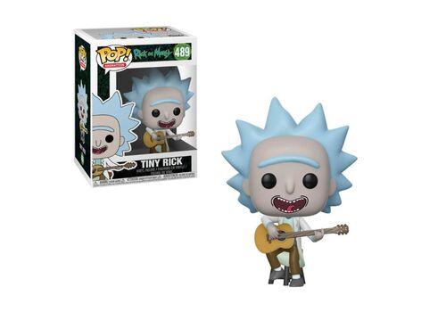 Figurka Rick and Morty POP! - Tiny Rick