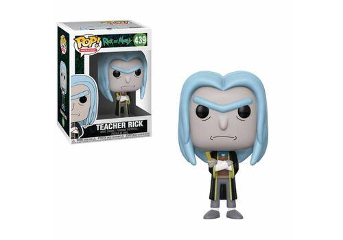 Figurka Rick and Morty POP! - Teacher Rick