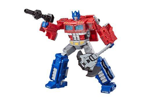 Figurka Transformers Generations War for Cybertron: Siege - Optimus Prime