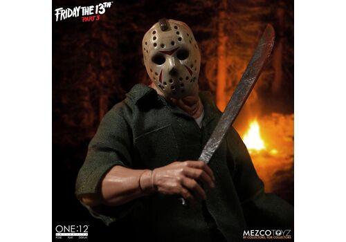 Figurka Friday the 13th Part III 1/12 Jason Voorhees