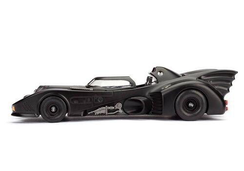Model samochodu Batman Diecast 1/24 1989 Batmobile