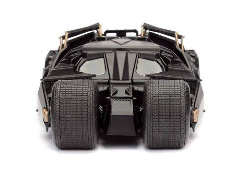 Model samochodu The Dark Knight Diecast 1/24 2008 Batmobile