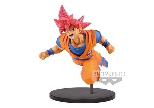 Figurka Dragon Ball Super Son Goku Fes - Super Saiyan God Son Goku, zdjęcie 1