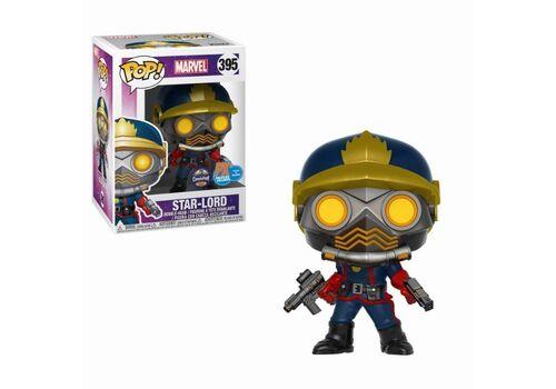 Figurka Guardians of the Galaxy Comic POP! - Star-Lord LE