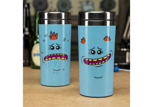 Kubek podróżny Rick and Morty - Mr. Meeseeks