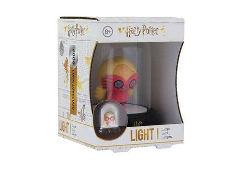 Mini Lampka Harry Potter - Luna Lovegood
