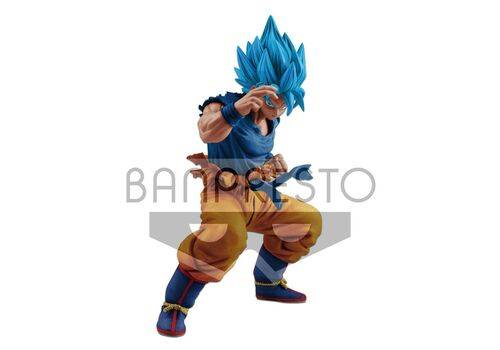 Figurka Dragon Ball Super Masterlise - Super Saiyan God Super Saiyan Son Goku