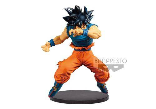 Figurka Dragon Ball Super Blood of Saiyans - Ultra Instinct Sign Son Goku