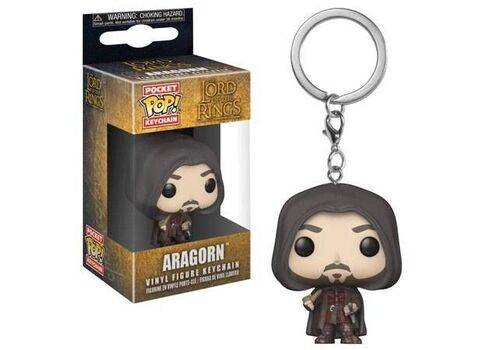 Brelok Lord of the Rings POP! - Aragorn