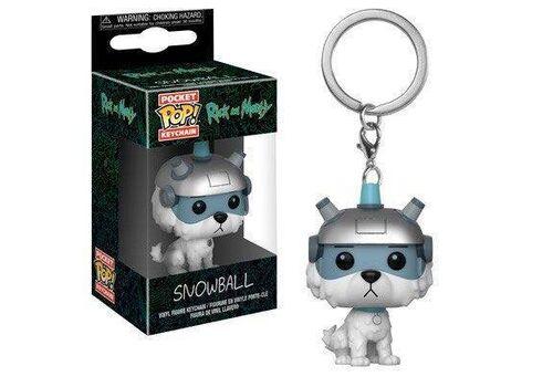 Brelok Rick and Morty POP! - Snowball