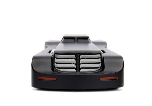 Model samochodu Batman Animated Series Diecast 1/24 Batmobile (Wraz z figurką Batman)