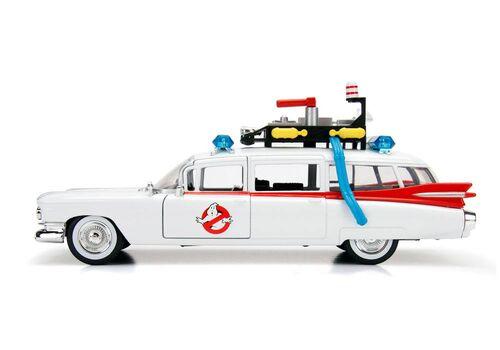 Model samochodu Ghostbusters Diecast 1/24 1959 Cadillac Ecto-1