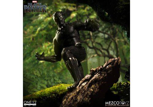 Figurka Marvel Universe 1/12 Black Panther