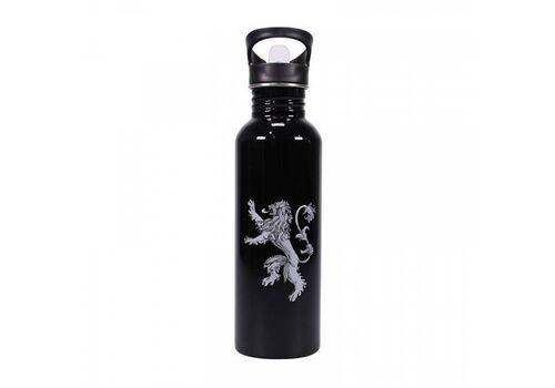 Metalowa butelka Gra o Tron - I Drink & I Know Things (750 ml)