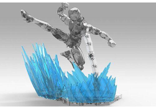 Akcesoria do figurek Figure-rise - Aura Effect (niebieska)