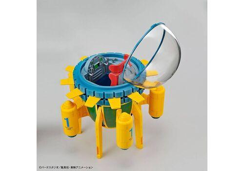 Model pojazdu do złożenia Dragon Ball Z - Trunks Time Machine