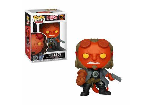 Figurka Hellboy POP! Hellboy with BPRD Tee