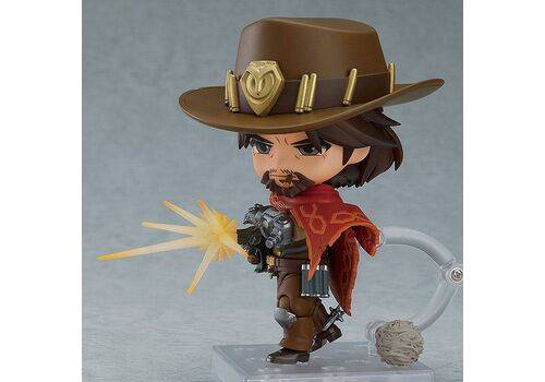 Figurka Overwatch Nendoroid - Mccree Classic Skin Edition