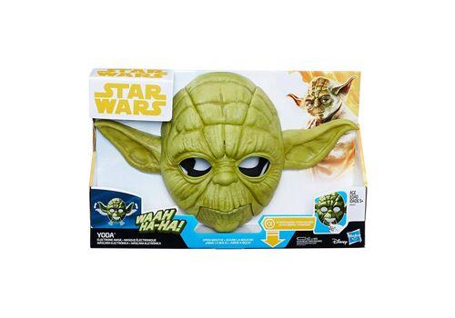 Maska Star Wars - Yoda (Elektroniczna)