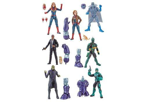 Figurki Marvel Legends - Captain Marvel 2019 (Bundle Wave 1)