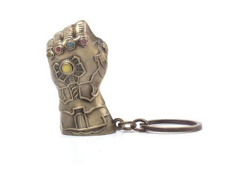 Brelok z metalu Avengers Infinity War - Thanos Fist